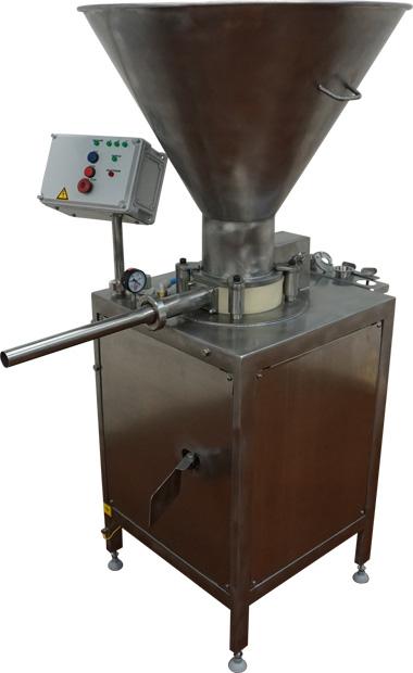 Шприц вакуумный колбасный роторный ИПКС-047М(Н)