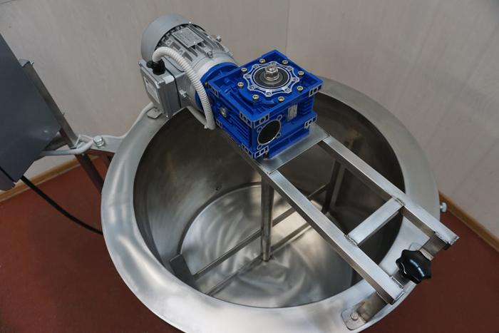 Ванна длительной пастеризации на 200 литров, открытая