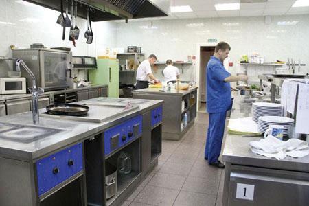 Кухонное оборудование для столовых, общепита, фастфуд в Рязани